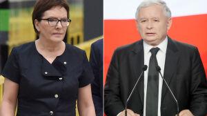 Ewa Kopacz startuje z Warszawy. Chce się zmierzyć z Jarosławem Kaczyńskim
