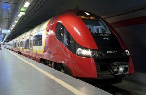 Mniej pociągów dojedzie na lotnisko