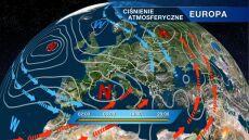 Za pogodę w Polsce odpowiada niż znad Podlasia