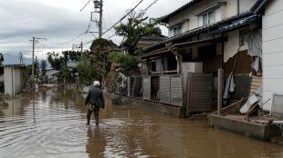 Coraz więcej ofiar tajfunu Hagibis