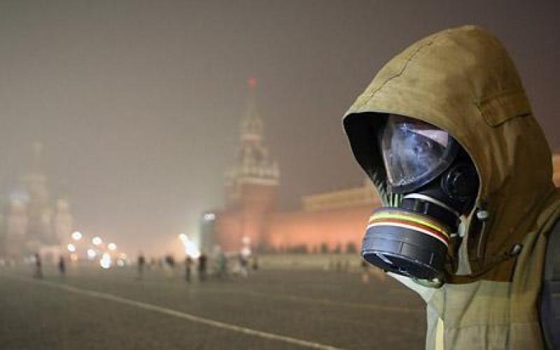 Fala upałów w Rosji