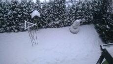 Zima w Poraju - Adam