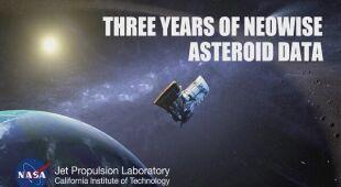 Naukowcy NASA rejestrują asteroidy